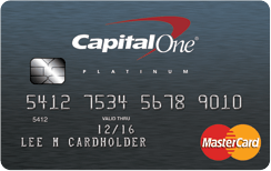 Apply Now For the Secured MasterCard Card.